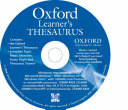 Download Oxford Learner s Thesaurus Book