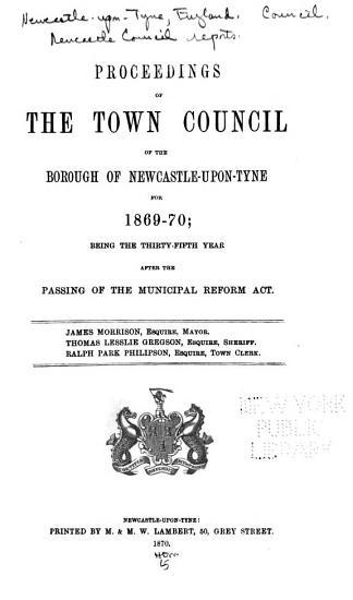 Newcastle Council Reports PDF