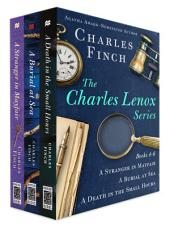 The Charles Lenox Series: Books 4-6