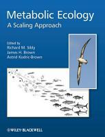 Metabolic Ecology PDF