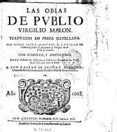 Las Obras de Publio Virgilio Maron