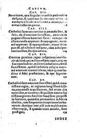 De robore bellico: diuturnis et Amplis. Catholicorum Regnis, liber unus, adversus Machiavellum