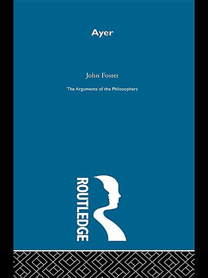 Ayer Arg Philosophers PDF