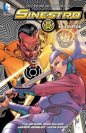 Sinestro Vol. 2: Sacrifice