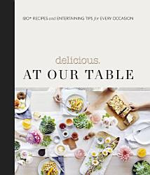 At Our Table Book PDF