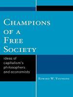 Champions of a Free Society PDF