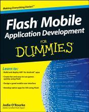 Flash Mobile Application Development For Dummies PDF
