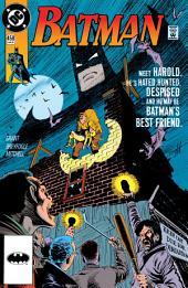 Batman (1940-) #458