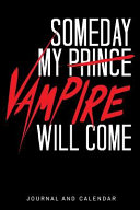 Someday My Prince Vampire Will Come PDF