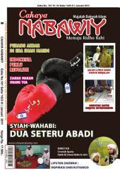 Cahaya Nabawi edisi 101: Syiah-Wahabi Dua Seteru Abadi