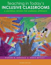 Teaching in Today's Inclusive Classrooms: A Universal Design for Learning Approach: Edition 2