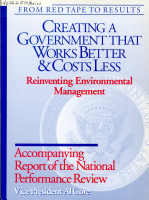 Reinventing Environmental Management PDF