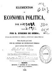 Elementos de economía política