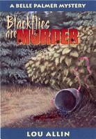 Blackflies are Murder PDF