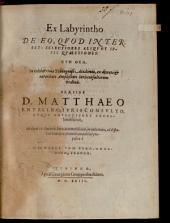 Ex labyrintho de eo, quod interest, selectiores aliquot iuris quaestiones