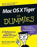 Mac OS X Tiger For Dummies