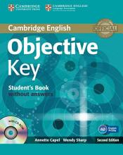 Objective Key Student s Book Without Answers with CD ROM PDF