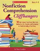 Nonfiction Comprehension Cliffhangers Book