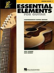 Essential Elements for Guitar, Book 1 (Music Instruction)