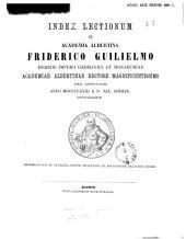 M. Junianii [sic] Justini praefatio ex recens. F. Ruehl