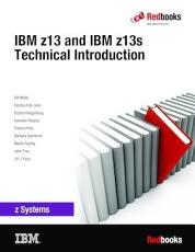 IBM z13 and IBM z13s Technical Introduction PDF