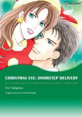 CHRISTMAS EVE: DOORSTEP DELIVERY: Harlequin Comics Bundle