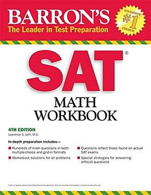 Barron s SAT Math Workbook PDF