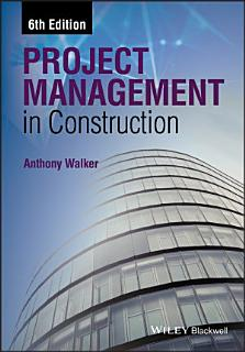 Project Management in Construction Book