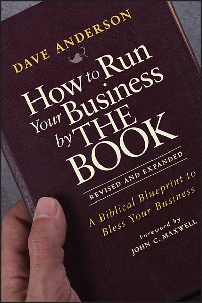 How to Run Your Business by THE BOOK PDF