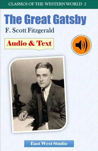 Download The Great Gatsby  with Audio   Text  Book