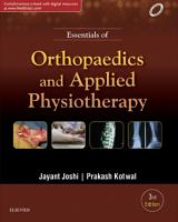 Essentials of Orthopaedics   Applied Physiotherapy   E Book PDF