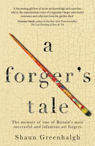 A Forger s Tale Book