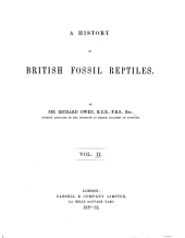 A history of British fossil reptiles: Volume 2