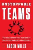 Unstoppable Teams PDF