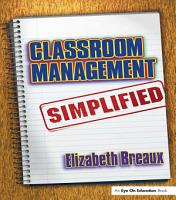 Classroom Management Simplified PDF