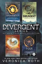 Divergent Series Ultimate Four-Book Collection: Divergent; Insurgent; Allegiant; Four