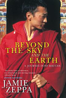 Beyond the Sky and the Earth Book
