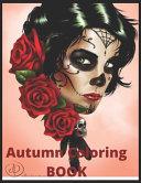 Autumn Coloring BOOK