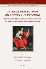 Critical Reflections on Poetry and Painting