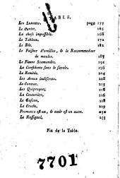 Contes et Nouvelles Vers: Volume1