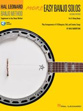 More Easy Banjo Solos: for 5-String Banjo, Edition 2