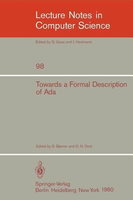 Towards a Formal Description of Ada