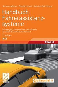 Handbuch Fahrerassistenzsysteme PDF