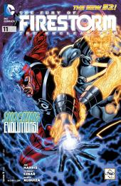 The Fury of Firestorm: The Nuclear Men (2011-) #11