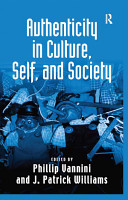 Authenticity in Culture  Self  and Society PDF
