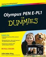 Olympus PEN E PL1 For Dummies PDF