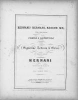 Hernani  Hernani  Rescue Me PDF
