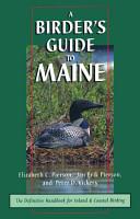 A Birder s Guide to Maine PDF