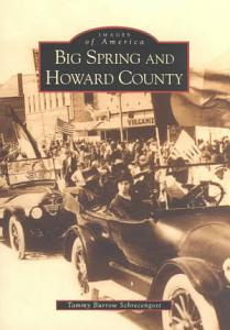 Big Spring and Howard County Book