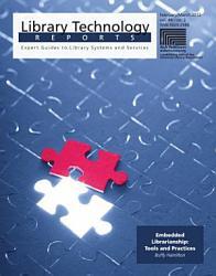 Embedded Librarianship Book PDF